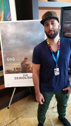 Gabriel Carrer-The Demolisher-Fantasia 2015
